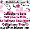 Cellophane Self-Sealing Bags at mygirlfriendshouse.com