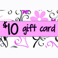 10 Dollar Gift Cards