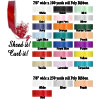 Poly Ribbon 7/8 inch wide