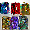7 x 9 Holographic Gift Bags