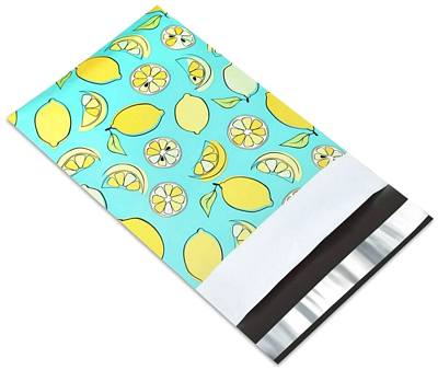 Lemonade Stand Poly Mailers 6x9