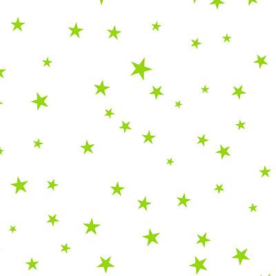 Lime Stars Self Sealing Cellophane Bags 5.5x8.25