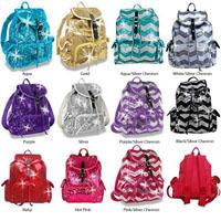 Sparkling Backpacks