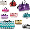 Sparkling Duffle Bags