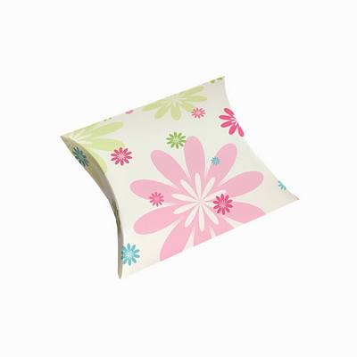 Spring Floral pillow boxes