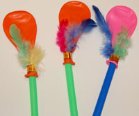 Balloon Noise Makers