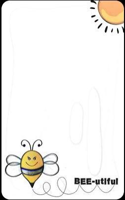 bee-utiful notepads