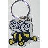 Happy Bee Keychain