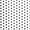 Black Dots Cello Roll 24 x 50