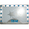 Blue Star Photo Frame