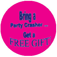 63 - Stickers - Bring a Party Crasher