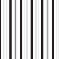 Black and White Stripes 4 x 9