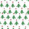 Christmas Trees Cellophane Roll 24 x 100
