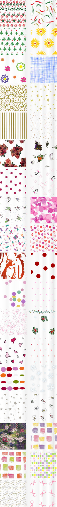 Cellophane Roll Designs 24 x 100