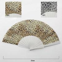 Cheetah Print Fans