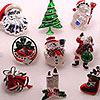 Pin Christmas Brooches