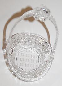 Clear Mini Favor Basket
