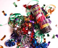 Confetti Poppers