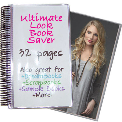 Ultimate Look Book Saver