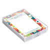 COUNT YOUR BLESSINGS Notes in Acrylic Caddy