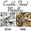 Shreds Crinkle Metallics
