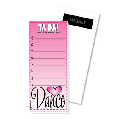 Dance Magnet Pad