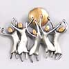 Pin Women Holding Up the World