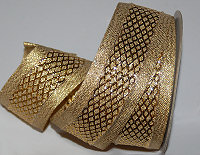 Ribbon Golden Diamond