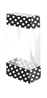 A Dot of Love 5 x 11 inch Cellophane Bags