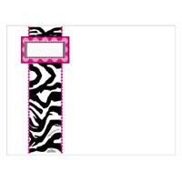 Zebra Envelope