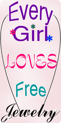 30 Stickers Every Girl Loves Free Jewelry