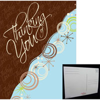 Fabulous Thinking of You Post Card