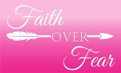 Faith Over Fear Cards