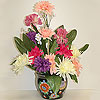 Floral Potted Arrangement