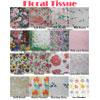 Tissue Florals
