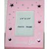 Glamour Girl Rhinestone Photo Frame