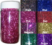 Craft Glitter 8 oz