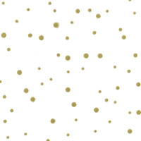 Gold Dots Cello Roll 24 x 50