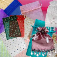 Grab Bag 10 Organza Bags
