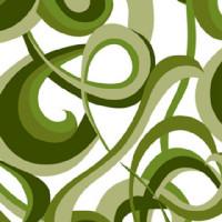 Green Twist Cellophane Roll 24 x 100