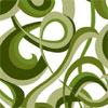 Green Twist Cellophane Roll 24 x 100