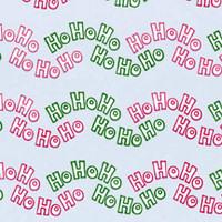*Ho Ho Ho 6 x 13