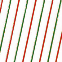 Holiday Stripe Cellophane Roll 30 x 100