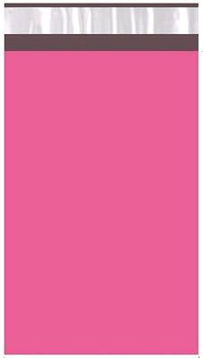 Pink Poly Mailers 6x9