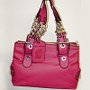 Hot Pink Diva Travel Purse