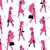 Hot Pink Divas 3 x 5