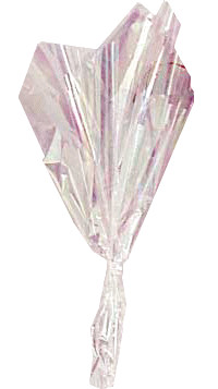 iridescent Metallic Tissue