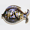 Jesus Fish Pin