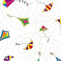 Kites 4 x 9
