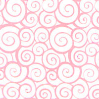 Light Pink Swirls Cello Roll 24 x 50